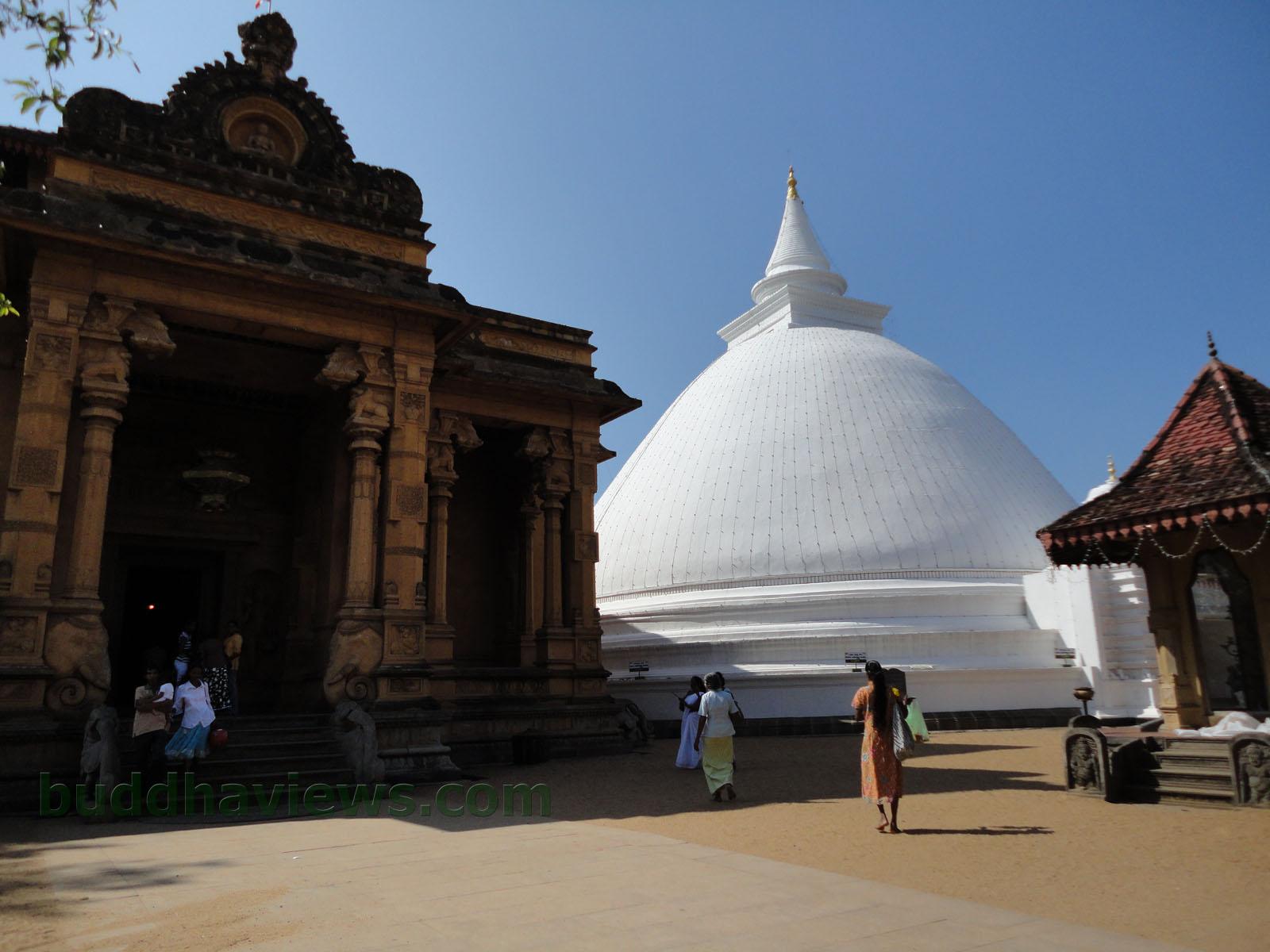 Kelaniya Temple Sri Lanka